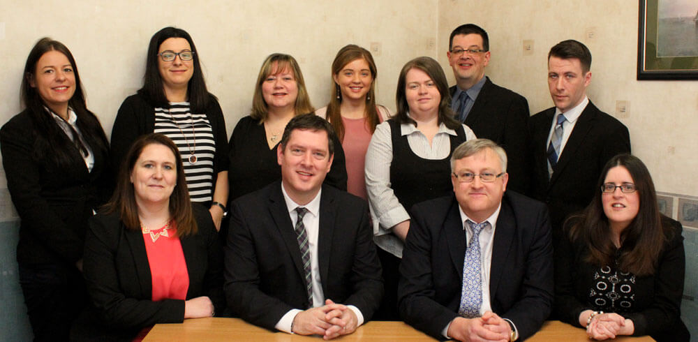 crowe mcloughlin group photo